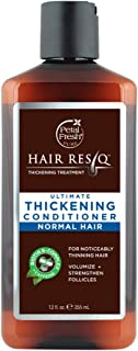 Petal Fresh Hair Resq Thickening Conditioner for Normal Hair, 12 Fluid Ounce