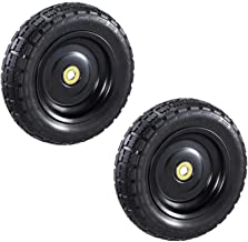 """Gorilla Carts GCT-10NF Replacement Tire, 10"""" (2-pack)"""