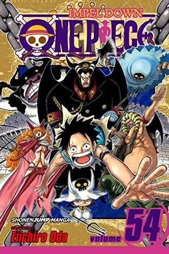 One Piece, Vol. 54: Unstoppable (One Piece Graphic Novel) (English Edition)