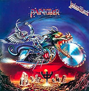 unity One Poster Judas Priest - Painkiller 12 x 12 inch Poster Rolled