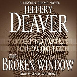 The Broken Window audiobook cover art