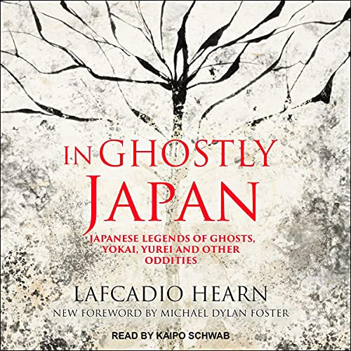 Couverture de In Ghostly Japan