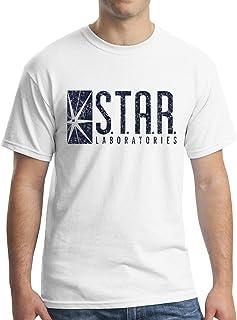 New York Fashion Police Star Laboratories T-Shirt - Star Labs Vintage Print Tshirt
