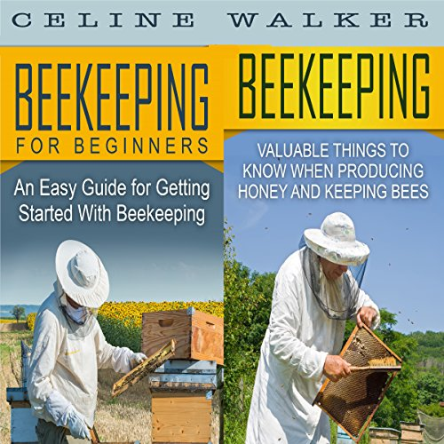 Beekeeping audiobook cover art