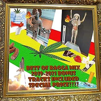 Best of Ragga MIX 2019-2021 Including Bonus Tracks Special Price!