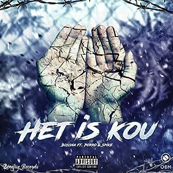 Het Is Kou (feat. Porro & Spike)