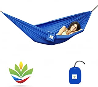 Hammock Bliss Ultralight - Lightweight Compact Portable Camping Adventure Hammock - Quality You Can Trust - 80
