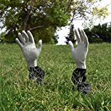 Kangaroo Lawn Zombie Hands; Scary Halloween Decorations