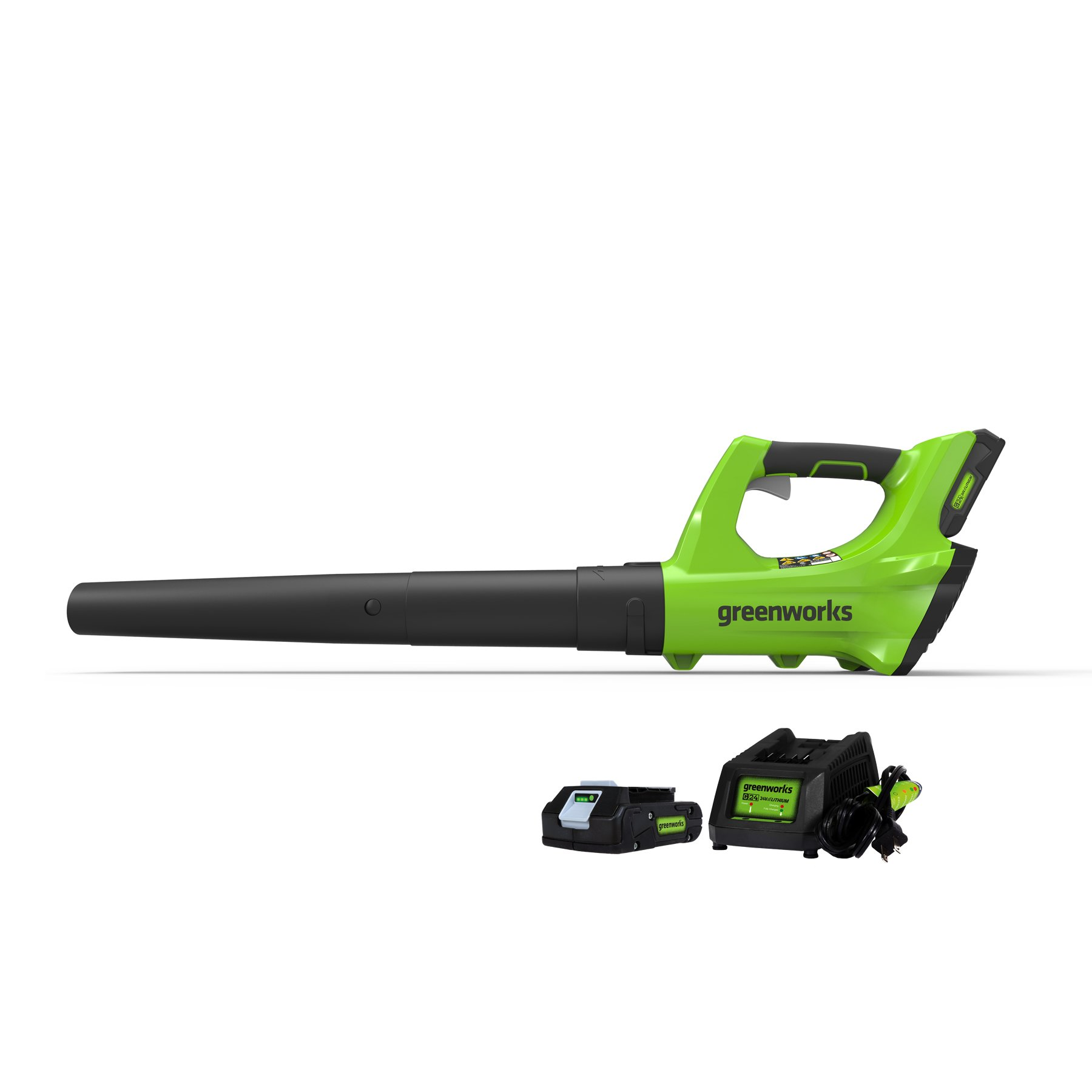 Greenworks Cordless Battery Included 2400702