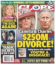 July 3, 2017 Globe Camilla & Charles $250 Million Divorce! Kelly Ripa Stabbed in the Back Again!