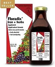 Floradix Liquid Iron & Vitamin Formula - 8.5oz