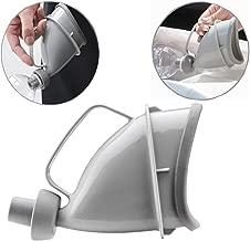 Toilettes publiques Karys Urinoir Portable pour Femme r/éutilisable en Silicone randonn/ées Pissette avec Pochette /étanche de Transport. Festival Pisse Debout pour uriner en Camping