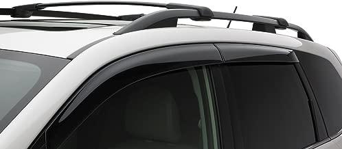 BRIGHTLINES 2014-2018 Subaru Forester Aero Roof Rack Cross Bars Luggage Rack (2014-2018 Subaru Forester)