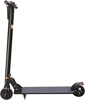 Electric Scooter, Foldable Lightweight Scooters, With Lcd/3-Speeds/Led Lights, Damping Solid Tires, Alloy Deck, For Youth/...