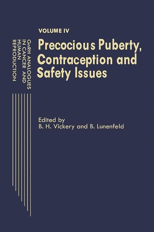 倉庫スタイル告白GnRH Analogues in Cancer and Human Reproduction: Volume IV Precocious Puberty, Contraception and Safety Issues