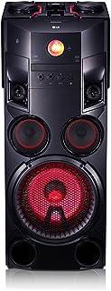 LG Electronics om75601000W Sistema de Entretenimiento de Alta Fidelidad (2016Modelo)