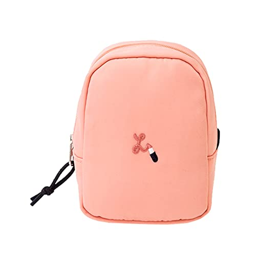 3987a3120470 iSuperb Mini Portable Cosmetic Bag Waterproof Storage Bag Small Carrying  Case