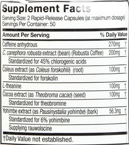 Hydroxycut Hardcore Elite Weight Loss Supplement, Designed for Hardcore Weight Loss, Energy & Enhanced Focus, 100 Servings (200 Pills) 2