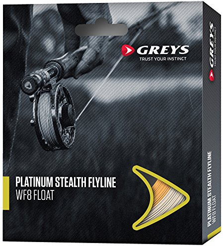 Greys Platinum Stealth WF-6-F