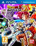 Namco Bandai Games Dragonball Z: Battle of Z, PS Vita