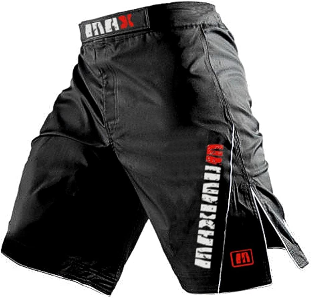 Tatami Fightwear Iconic Shorts Mens BJJ Grappling Training Boxing Fight MMA Pantaloncini Uomo