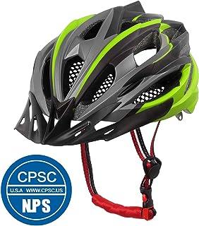 X-TIGER Bicicleta Casco Adulto Unisexo con Certificado CE,