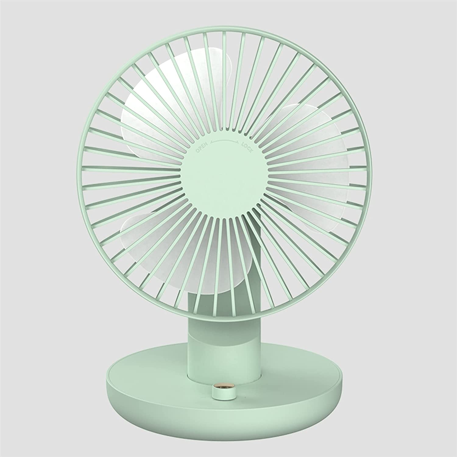 67% OFF of fixed price NGLWA Mini Desktop Fan Portable De for Home Personal Office 100% quality warranty