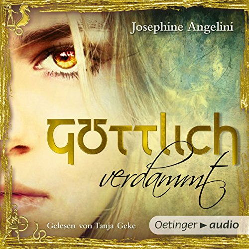 Göttlich verdammt audiobook cover art