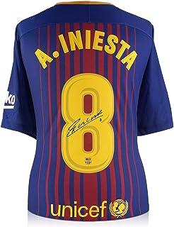e231f05b2 Amazon.com  Soccer - Autographed   Sports  Collectibles   Fine Art