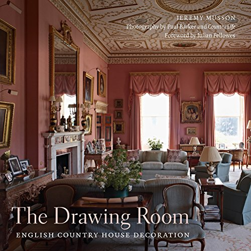Musson, J: Drawing Room : English Country House Decoration