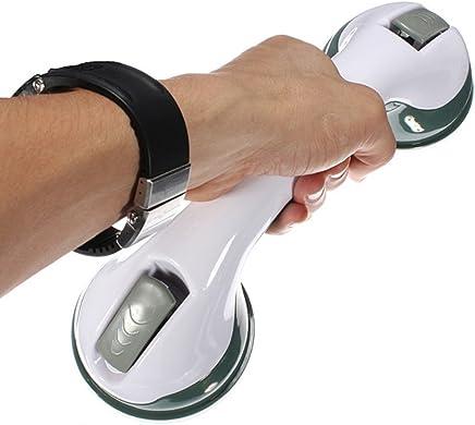 Everpert Ventouse pour rampe Assist balance prise en main de bain pour maison de salle de bain Porte en verre