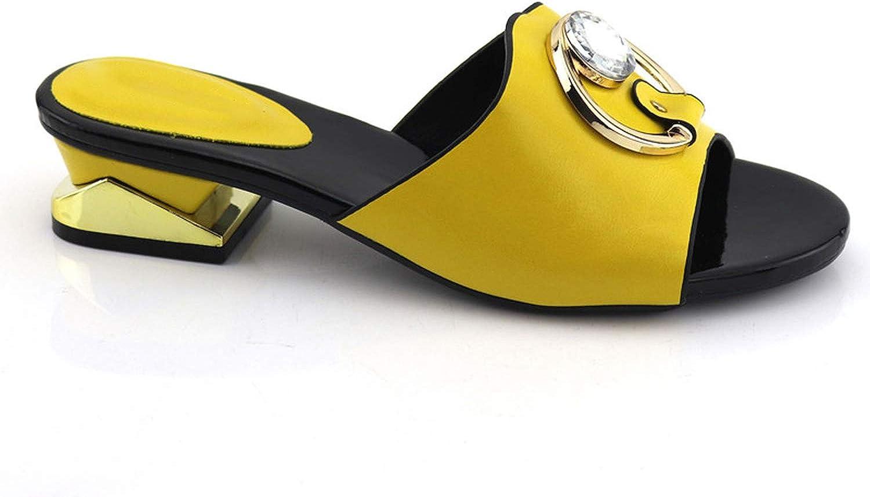 Mao YiE Women Ladies Dgreen Italian shoes New Leisure 43Cm Pumps shoes for Parties