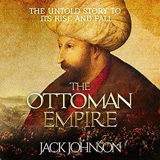 The Ottoman Empire audiobook cover art