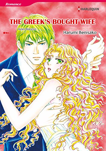 The Greek's Bought Wife: Harlequin comics (English Edition)