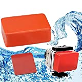 Floating Accessory Floaty Box With Adhesive Anti Sink For GoPro HD Hero 1/2/3/3 Plus SJ 4000 AEE Camera