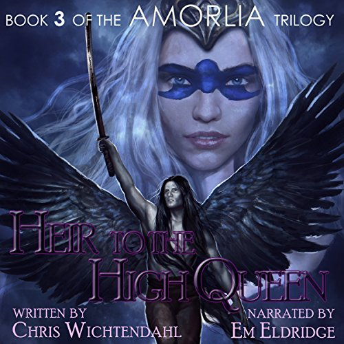 Heir to the High Queen audiobook cover art
