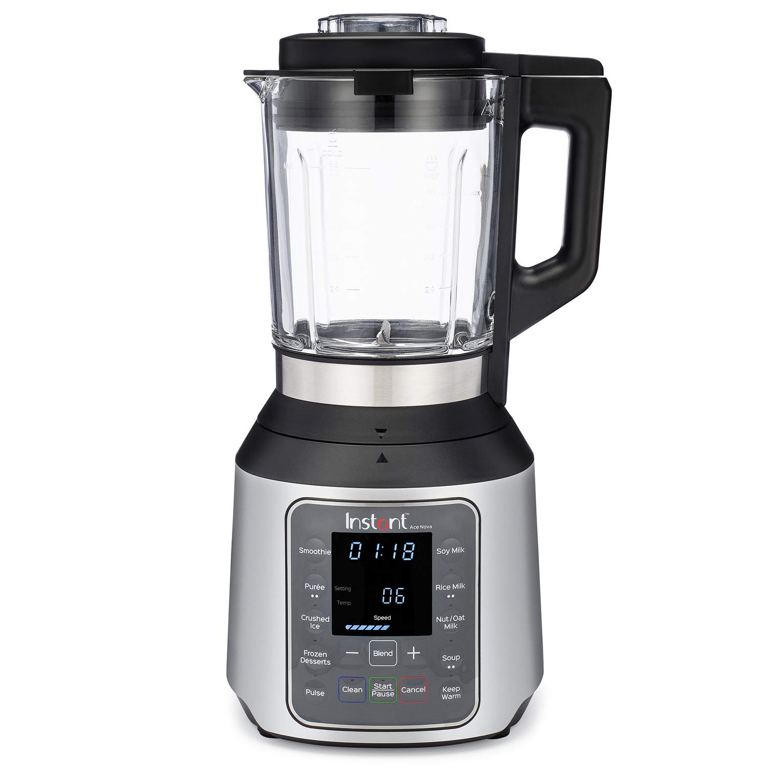 Instant Settings Smoothie Adjustable Pot