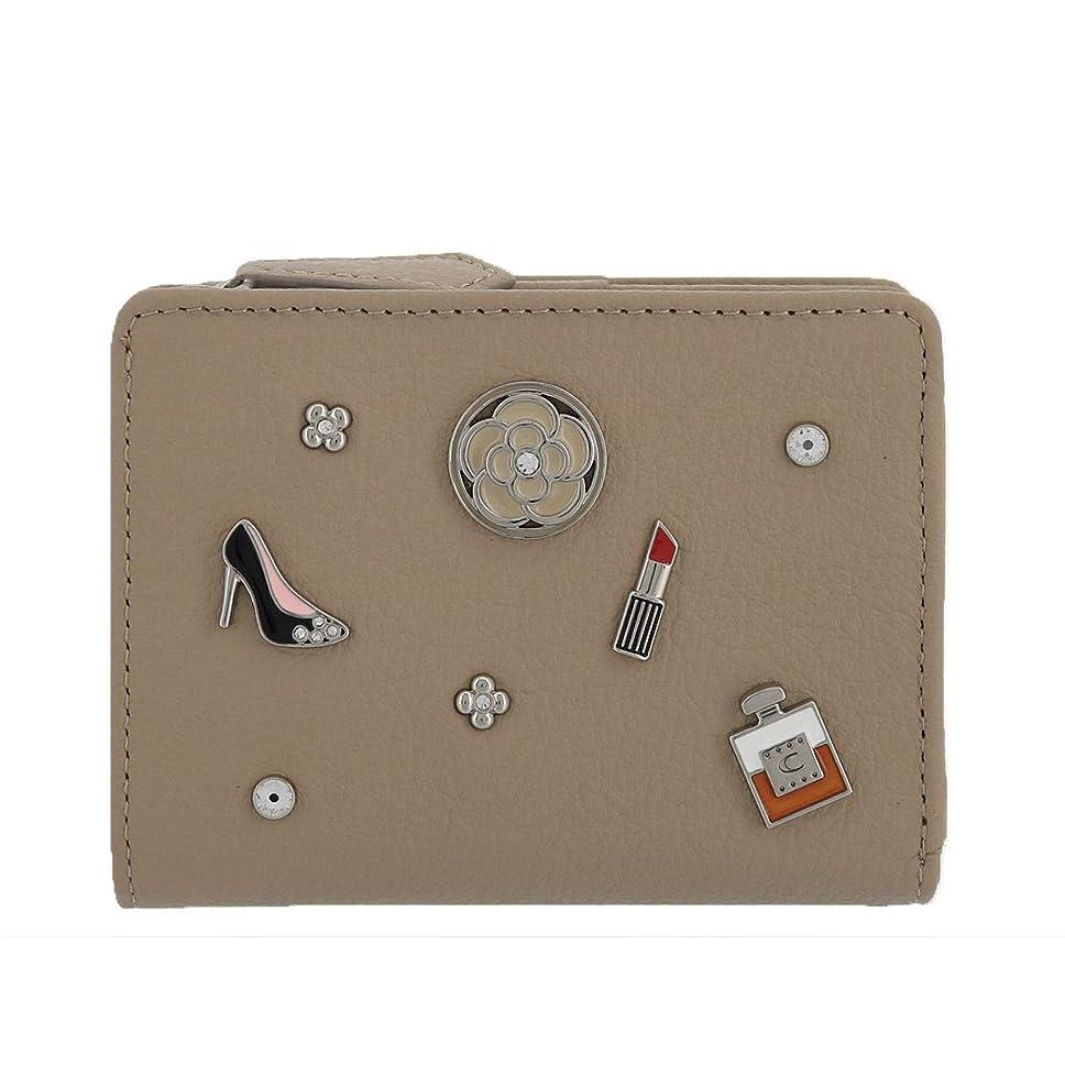 情緒的ほとんどないパラメータ[クレイサス] 二つ折り財布 アニス レディース