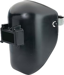 Fibre-Metal by Honeywell 906BK 10 Piece Lift Front Helmet, Black