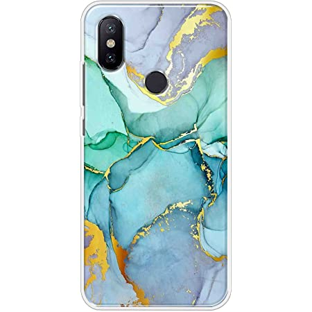 CaseHatke-Printed Soft Silicone Back with Unique Design on Back Cover/Case for Xiaomi Redmi Note 6 Pro    Marble Design
