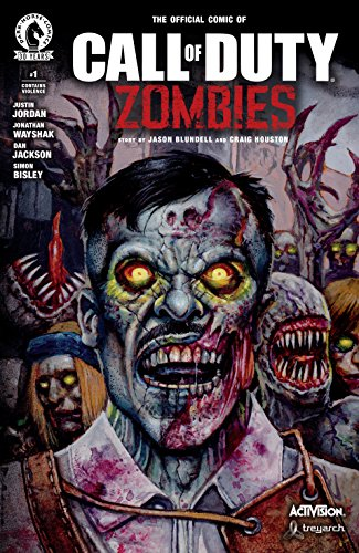 Call of Duty: Zombies #1 (English Edition)