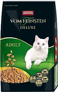 animonda Vom Feinsten Deluxe Adult Katzenfutter, Trockenfutter für erwachsene Katzen, 10 kg