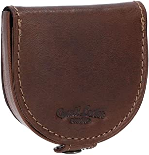 Gusti Leder portafoglio in vera pelle - portamonete portacarte da donna in vera pelle