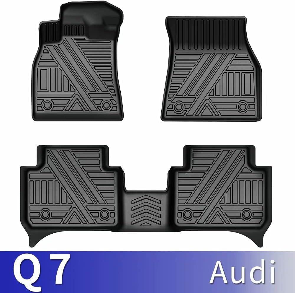 Superior JIAMAOXIN Q7 Floor Mats Fit for Black Audi Cash special price Unique 2016-2021