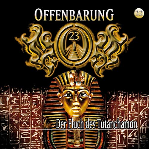 Der Fluch des Tutanchamun cover art