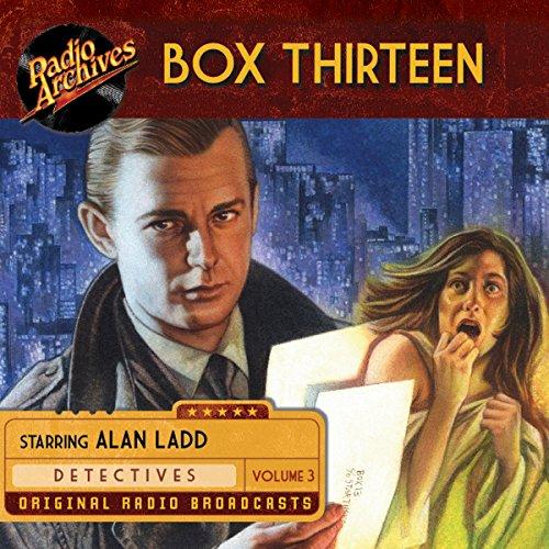 Box Thirteen, Volume 3 audiobook cover art