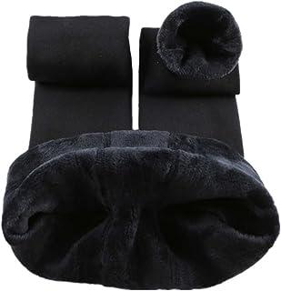 Winter Warm Women Velvet Elastic Leggings Pants Fleece...