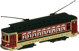 Bachmann Brill Trolley - Christmas - N Scale