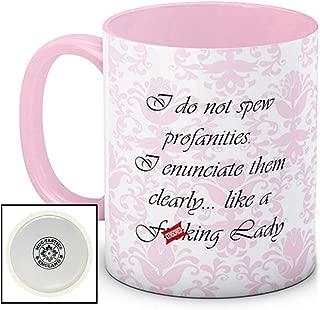 Best i do not spew profanities mug uk Reviews