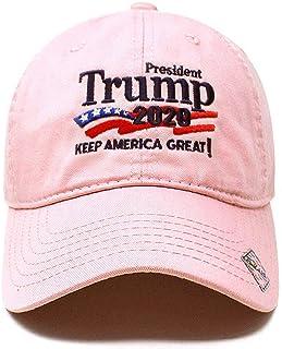 ChoKoLids Trump 2020 Keep America Great Campaign Embroidered USA Hat  ca5902a3fc9b